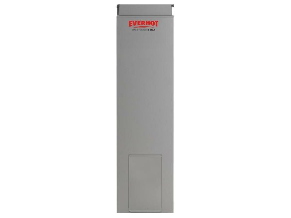 Everhot 4 Star 135L Natural Gas Hot Water System