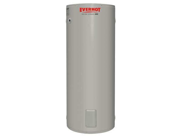 Everhot 400L 4.8kW Twin Element Electric Hot Water System