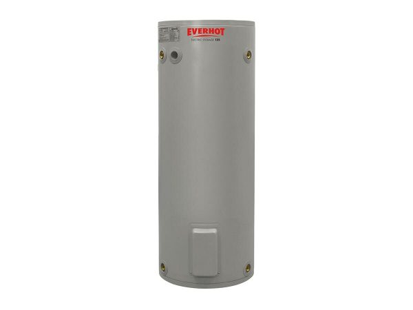 Everhot 125L 1.8kW Single Element Electric Hot Water System