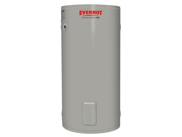 Everhot 250L 4.8kW Single Element Electric Hot Water System