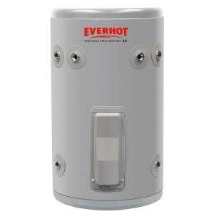Everhot 50L 3.6kW Single Element Stainless Steel Electric Hot Water System