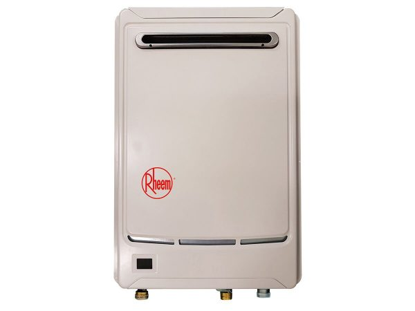 Rheem Metro Max 26L Natural Gas 60 Degree Continuous Flow Hot Water System