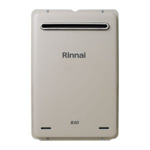 Rinnai Builders B20 Natural Gas 50 Degree Continuous Flow Hot Water System