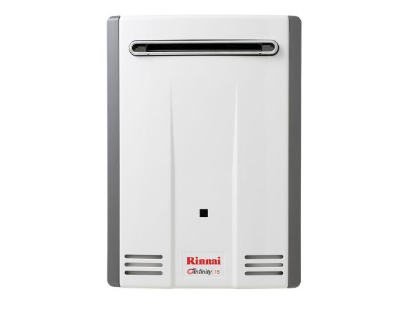 Rinnai Infinity 16L Natural Gas 60 Degree Continuous Flow Hot Water System