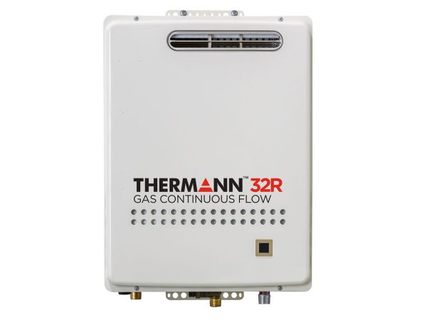 Thermann 32R Natural Gas 60 Degree Continuous Flow Hot Water System