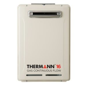 Thermann 6 Star 16L LPG 50 Degree Continuous Flow Hot Water System