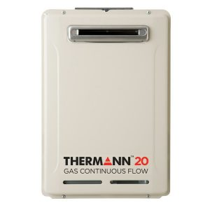Thermann 6 Star 20L Natural Gas 60 Degree Continuous Flow Hot Water System
