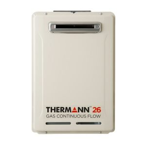 Thermann 6 Star 26L Natural Gas 60 Degree Continuous Flow Hot Water System